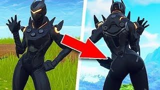 The Most Thicc Fortnite Skin Oblivion With Hottest Dance Fortnite