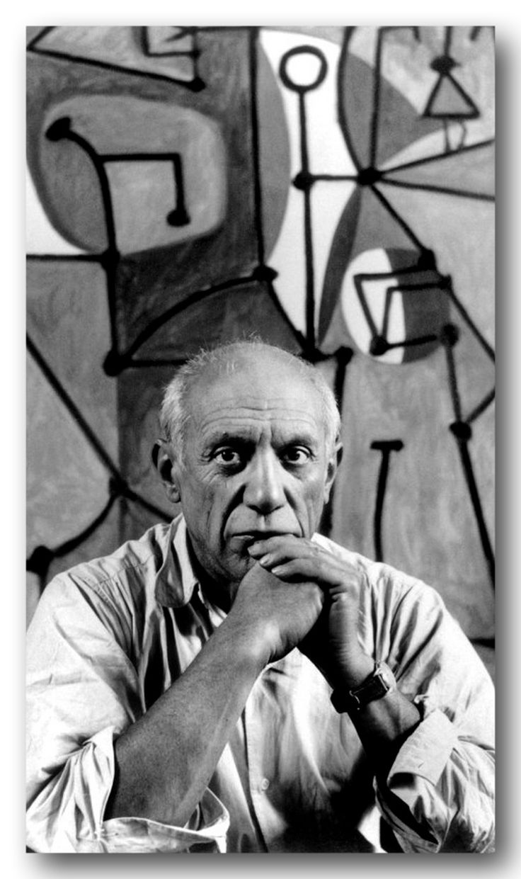 a description of picasso pablo ruiz y spanish painter and sculptor [pablo picasso's] prolific output includes over 20000 paintings, prints, drawings,  sculptures, ceramics, theater sets and costumes that convey myriad intellectual,   born in málaga, spain, in 1881, picasso studied art briefly in madrid in 1897,  then in  in this painting, he used his own image for the harlequin figure and.