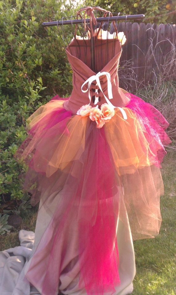 81 Best Images About DIY Pretty No Sew TuTus On Pinterest | Green Tutu Fairy Costumes And ...