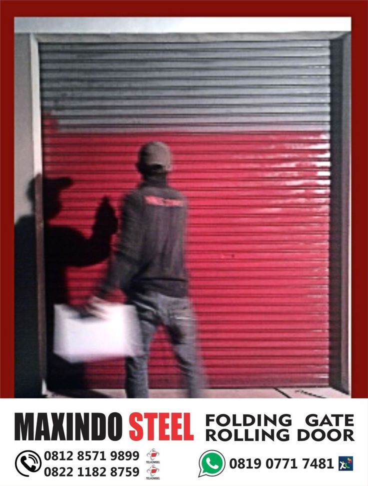 #ROLLING-DOOR-sUMATERA