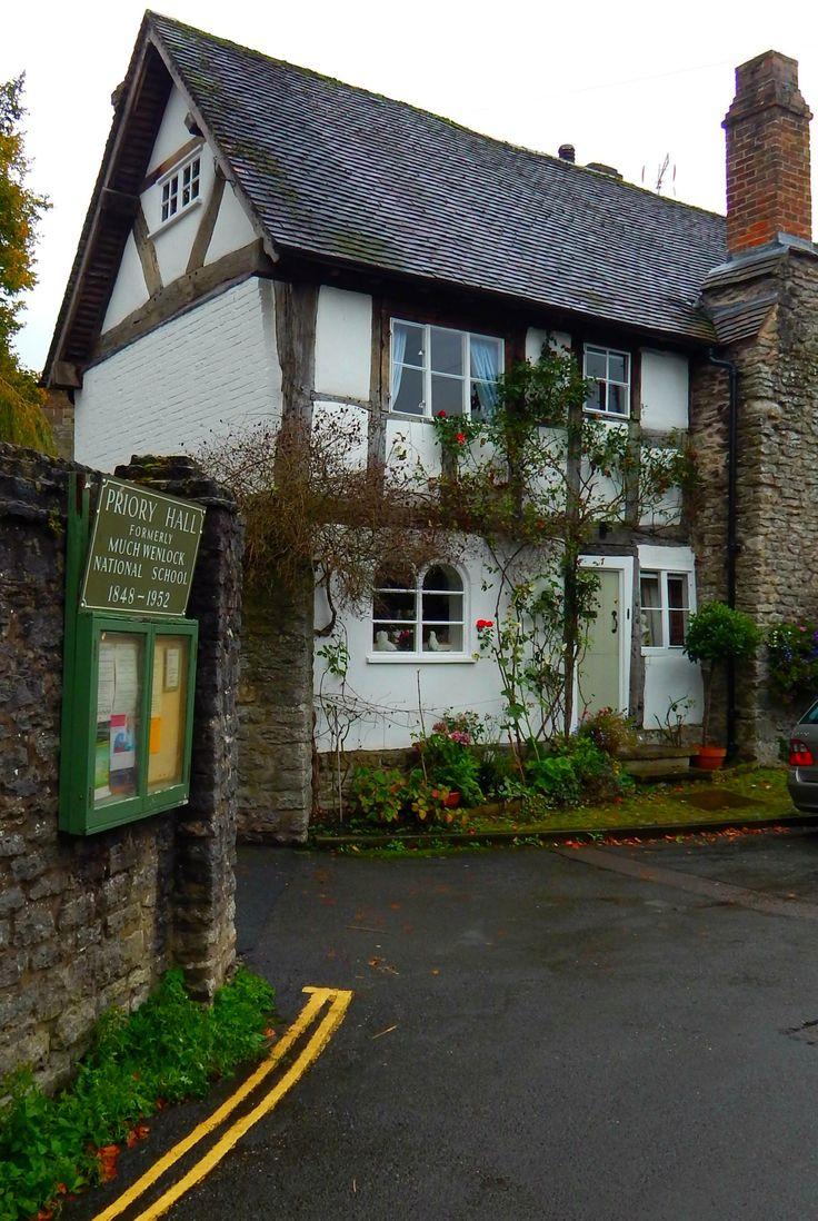 bellasecretgarden: Much Wenlock, Shropshire, England, UK — FUCKITANDMOVETOBRITAIN