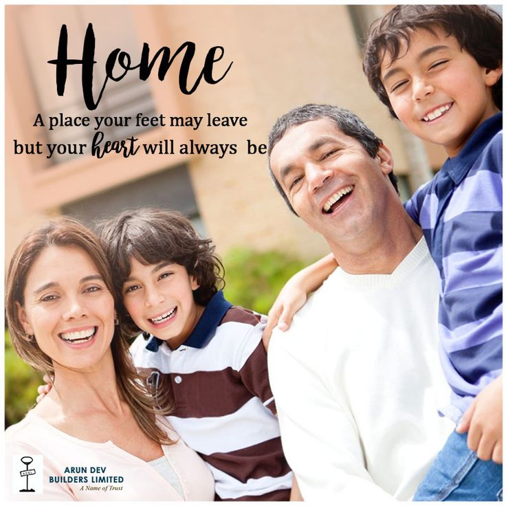 Quote of the day Family Time  Home is a place your feet may leave but your Heart will always be.