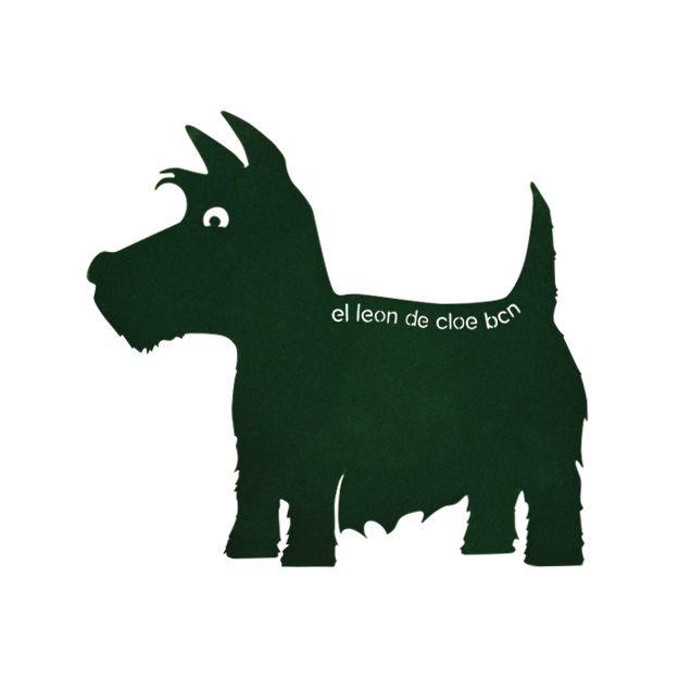 Animal Decorativo Scotish Terrier