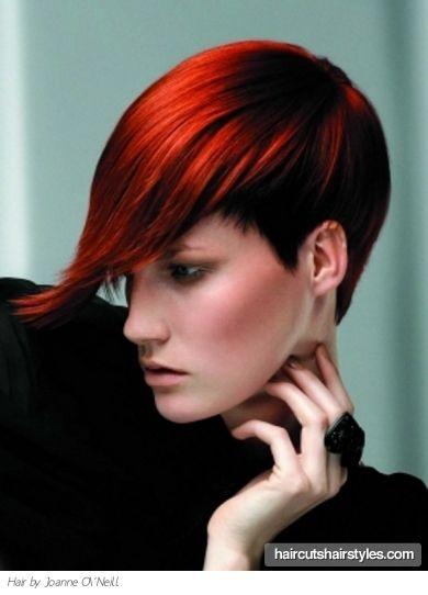 17 Best Images About Combination Hair Cuts On Pinterest
