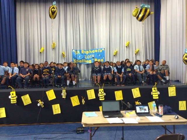 spelling bee decorations - Google Search