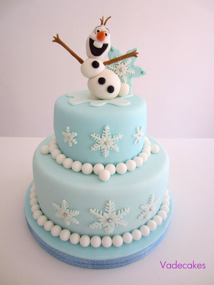 ... Frozen Cake on Pinterest  Frozen Cake, Twin Birthday Cakes and Frozen