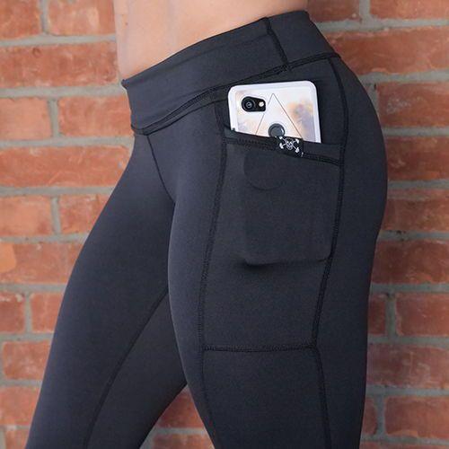 Blacklisted Capri Leggings   Workout Leggings and Shorts