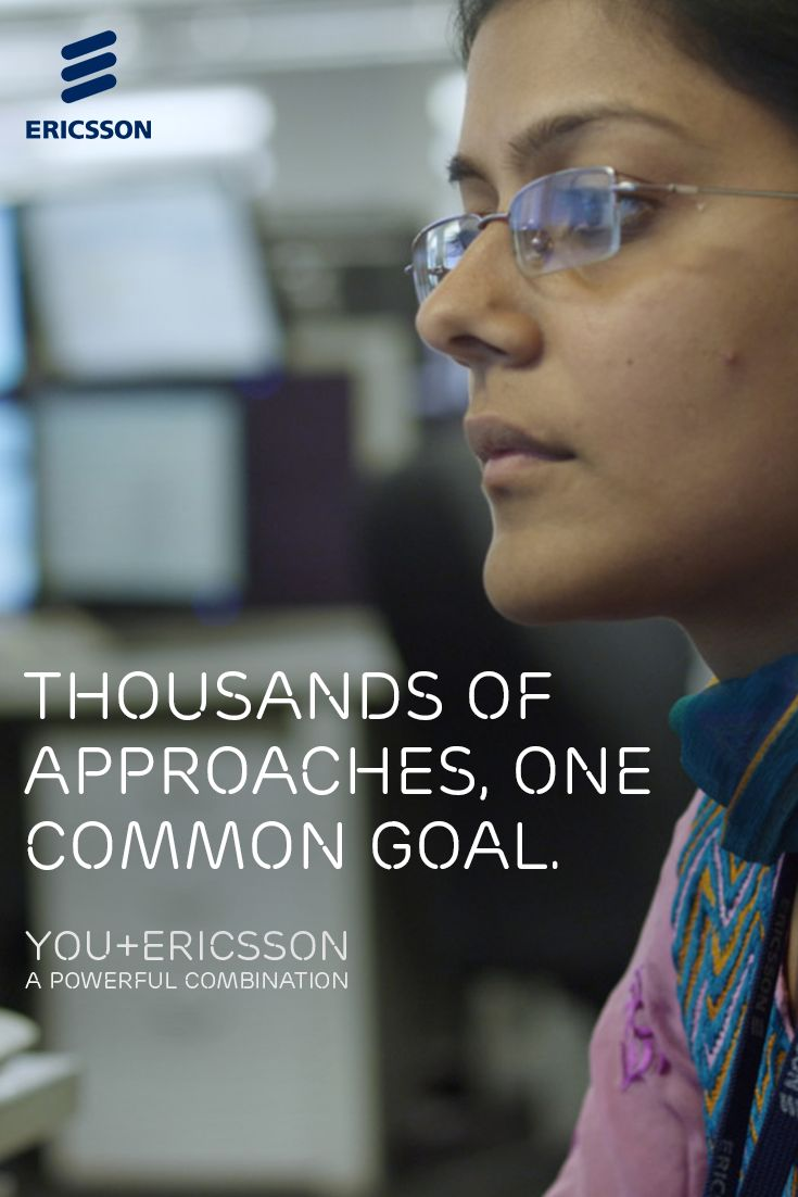 At Ericsson we actively embrace  amp  encourage your individual voice  Find out more about our view on diversity  amp  inclusion