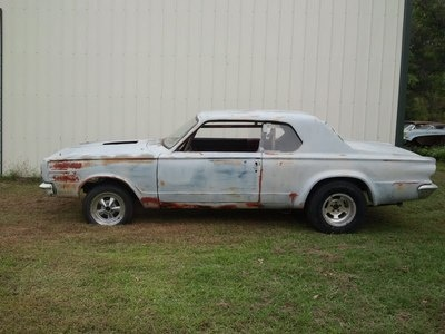 1966 Dodge Dart Race Car Barn Find