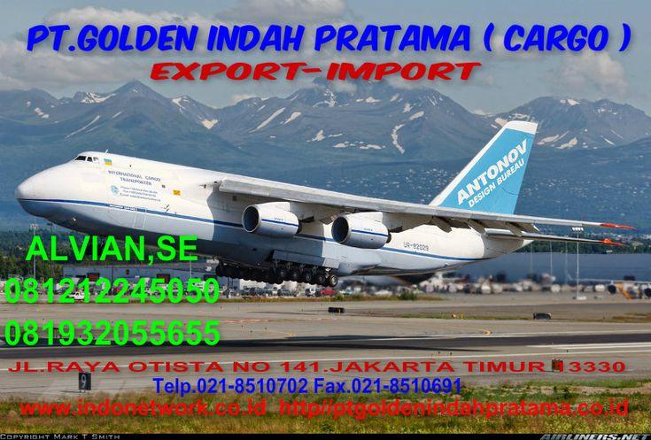 Kami dari PT. GOLDEN INDAH PRATAMA, adalah sebuah Perusahaan yang bergerak di bidang usaha Export Import International Freight Forwarder Selain Itu Kami Juga Perusahaan Importir, untuk Pengurusan E…