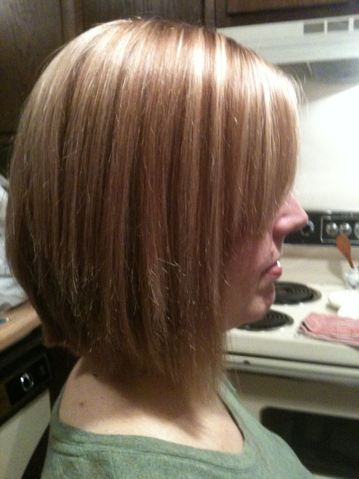 Terrific 1000 Images About Haircuts On Pinterest Bobs Stacked Angled Short Hairstyles Gunalazisus