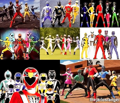 Power rangers ninja storm porn doesn't