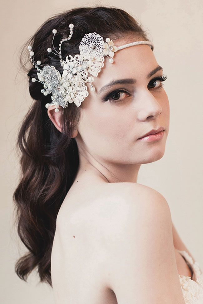 16 sensational side tiaras to finish off your bridal hairstyle