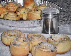 Torta di rose o biscotti arrotolati