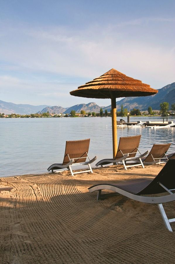 3 Reasons to stay at the Walnut Beach Resort in Osoyoos, BC