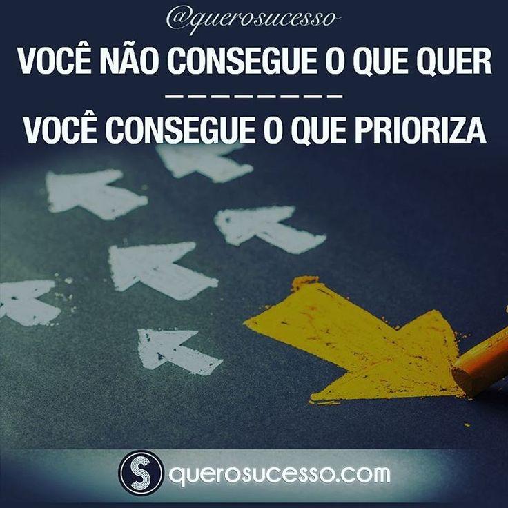 Manter o foco é o melhor caminho pra atingir qualquer objetivo, seja ele profissional, pessoal. #foco #motivacao #determinacao