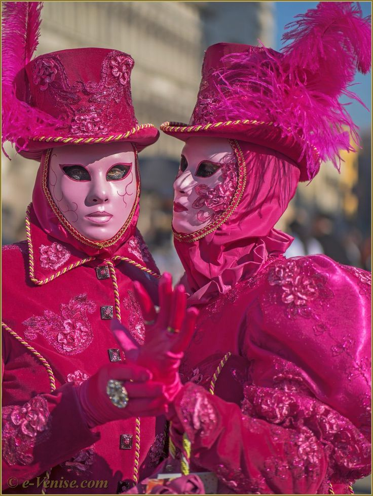 Photos Masques Costumes Carnaval Venise 2015 | page 25