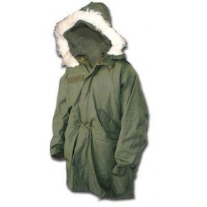 M65 Fishtail Parka New Genuine US Army