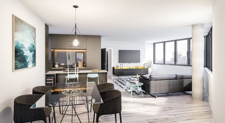 CGarchitect - Professional 3D Architectural Visualization User Community | Apartment