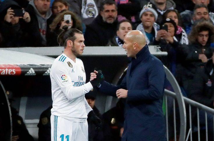 Bale se cae de la BBC y piensa en marcharse del Real Madrid