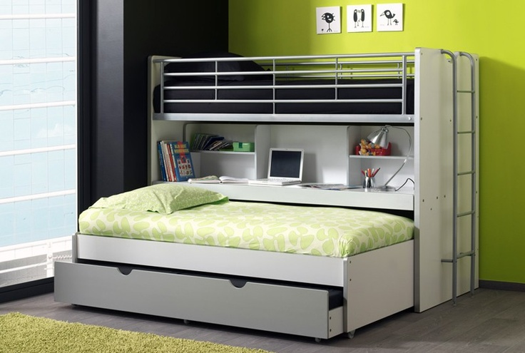 lit mezzanine compact and mezzanine on pinterest. Black Bedroom Furniture Sets. Home Design Ideas