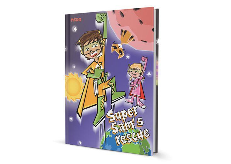 Super Sam by Chris Duncan