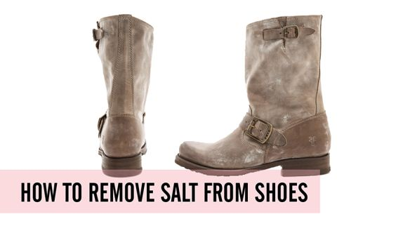 how to clean leather boots with vinegar national