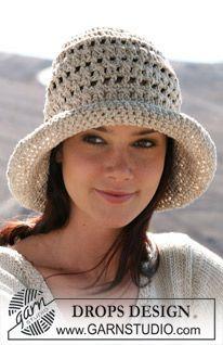 Free pattern for a crochet hat