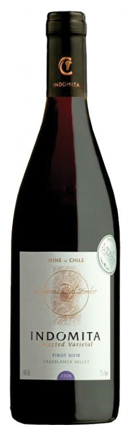 Indomita Selected Pinot Noir 2012