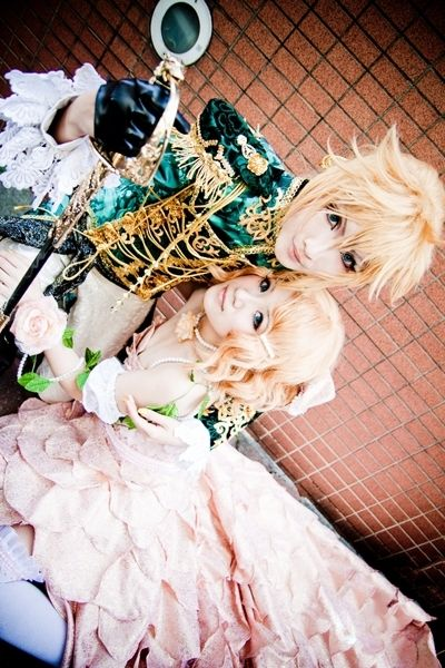 Vocaloid Cosplay Pictures   Cosplay Upload! - Part 9: I WANT THIS DRESS. NOT EVEN FOR COSPLAY. I JUST WANT TO WEAR IT.