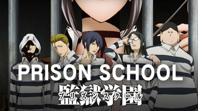 Prison School- Season 1 (Subbed) - OnlyEmbed