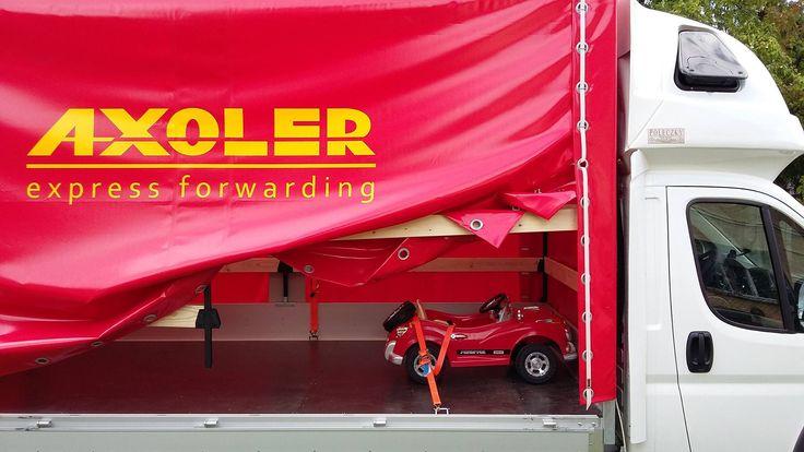 Axoler expressz szállítás www.axoler.hu