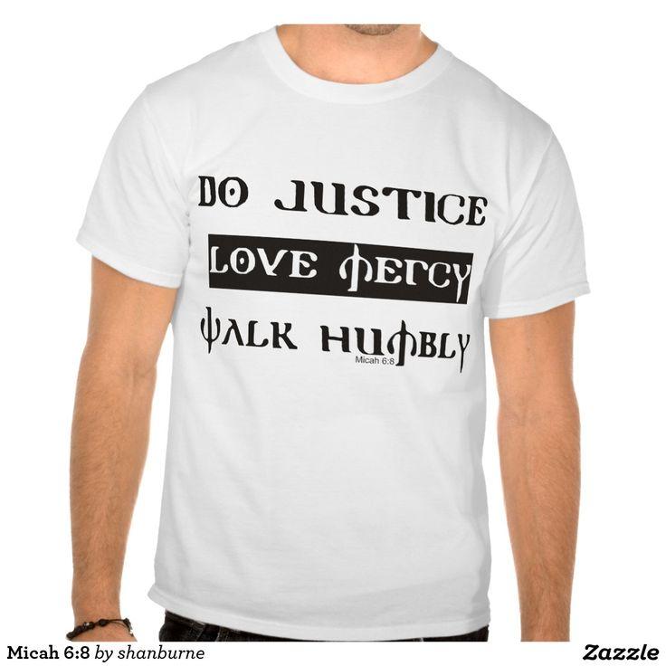 Micah 6:8 T-Shirt. Azerbaijan FlagTee ...