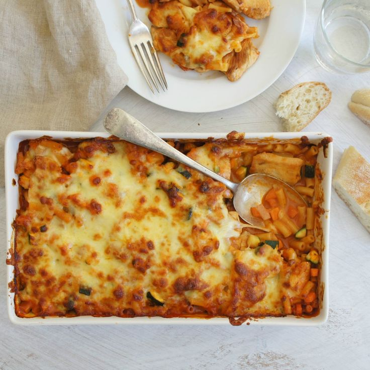 """#RecipeoftheDay: Chicken and Macaroni Bake by Trishj - """"We loved this dish. Tasty and easy to make."""" - hello2jen"""