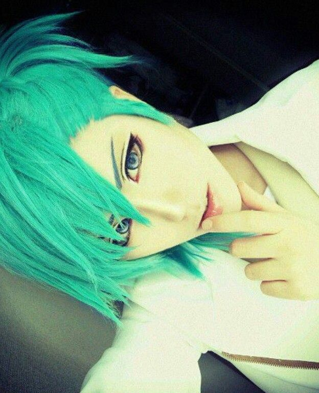 She is Sakuya. One of a cosplayer whom i admire. She's so perfect! #Cosplay makeup