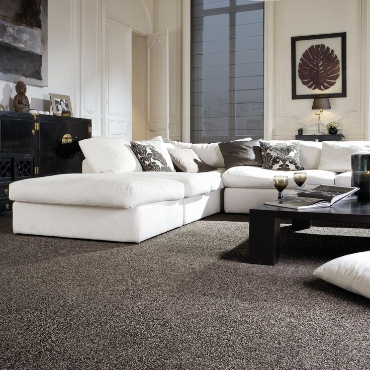 Stylish and practical Twist carpet from Carpetright #lounge / #livingroom / #interiordesign