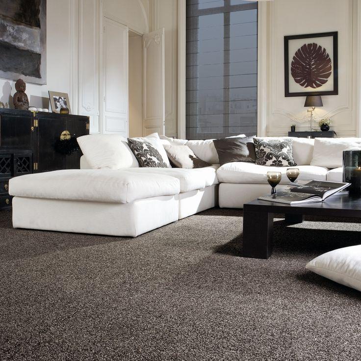 Stylish and practical Twist carpet from Carpetright #lounge / #livingroom / #interiordesign