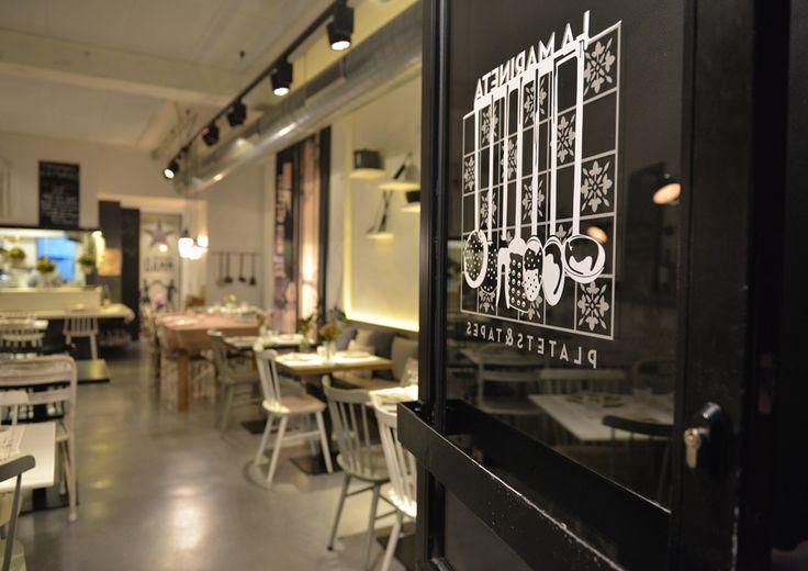 La Marieta Platets & Tapes, Mataró, Barcelona. Mediterranean cuisine. Innovative local produce and proximity tapas. Cocina Mediterránea. Tapas innovadoras de productos locales y de proximidad.