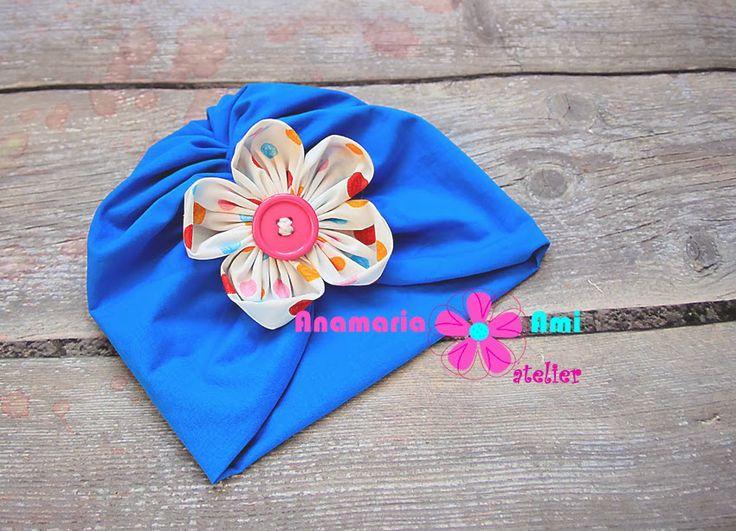 Turban baby fashion by Anamaria Ami