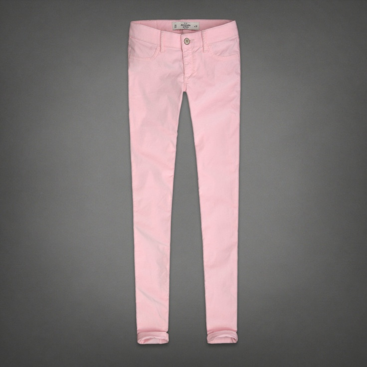 Velvet Jeggings | Abercrombie.com | Check out our Pin To Win Challenge