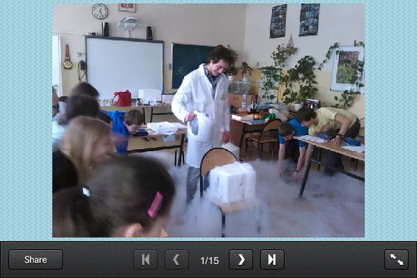 Warsztaty naukowe - SlideSnack