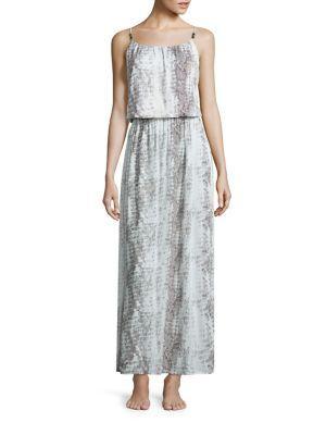 HEIDI KLEIN Alahambra Drop Waist Dress. #heidiklein #cloth #dress