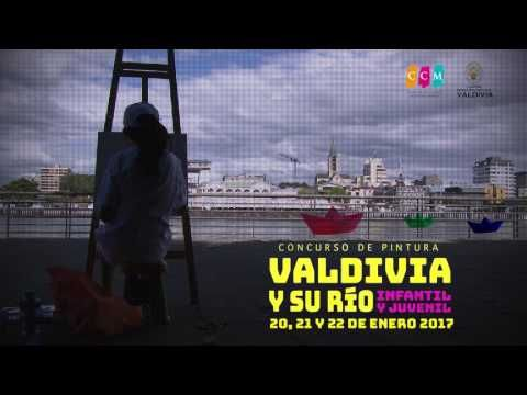 CONCURSO DE PINTURA VALDIVIA Y SU RÍO INFANTIL Y JUVENIL 2017