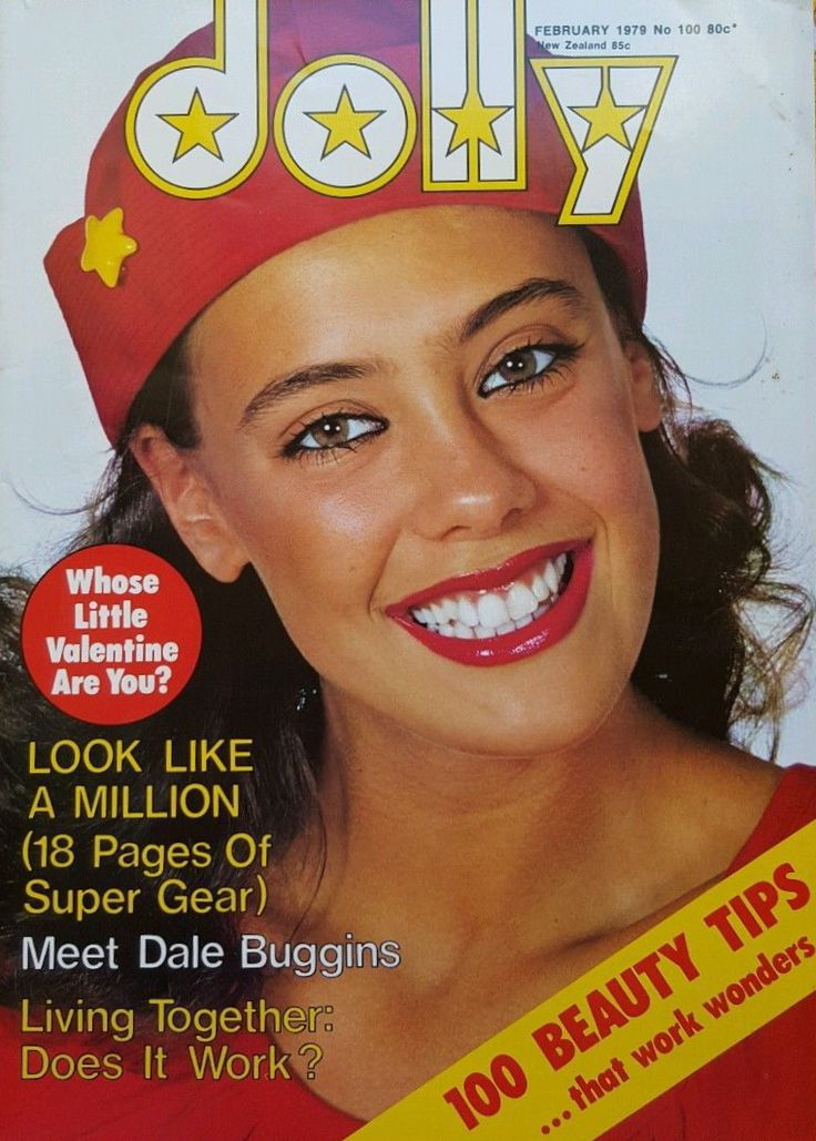 DOLLY Magazine Covers