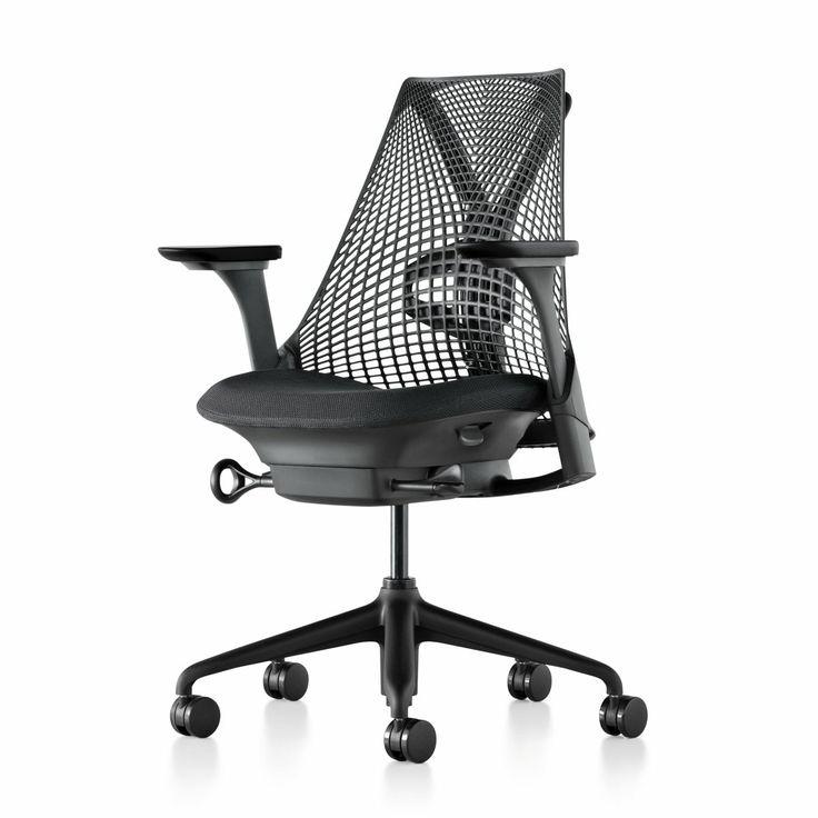 Herman Miller SAYL Work Chair By Yves B Har 449 HERMANMILLER Pinterest