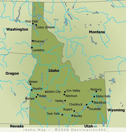 map of eagle idaho igip