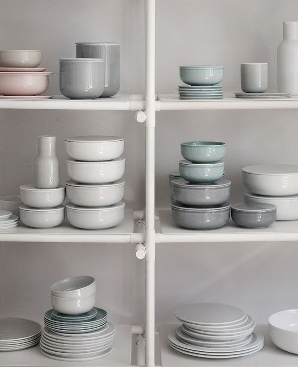 Norm Dinnerware by Norm Architects