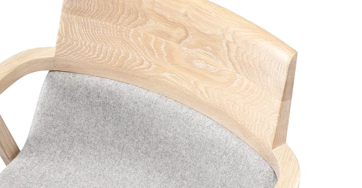#Pensil chair wood beautiful details #chair #solidwood #woodart