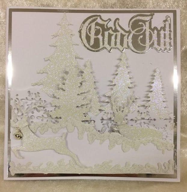 Hverdagslykke: Hvit jul