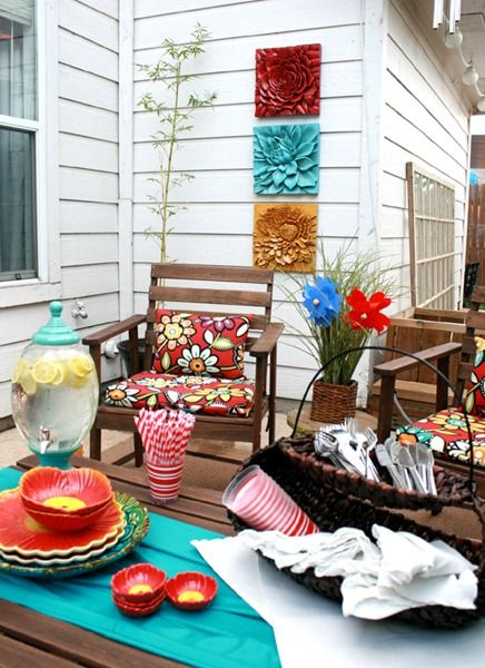 6 steps to Making you Patio Perfect for you!